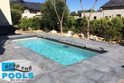Marble Plaster Pool & Tiling