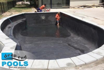 Re-Plastering of Existing Pool