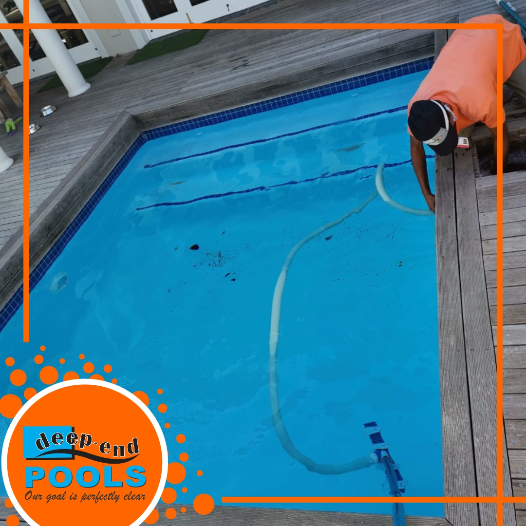 Deep-End Pools Affordable, High-quality Pool Servicing