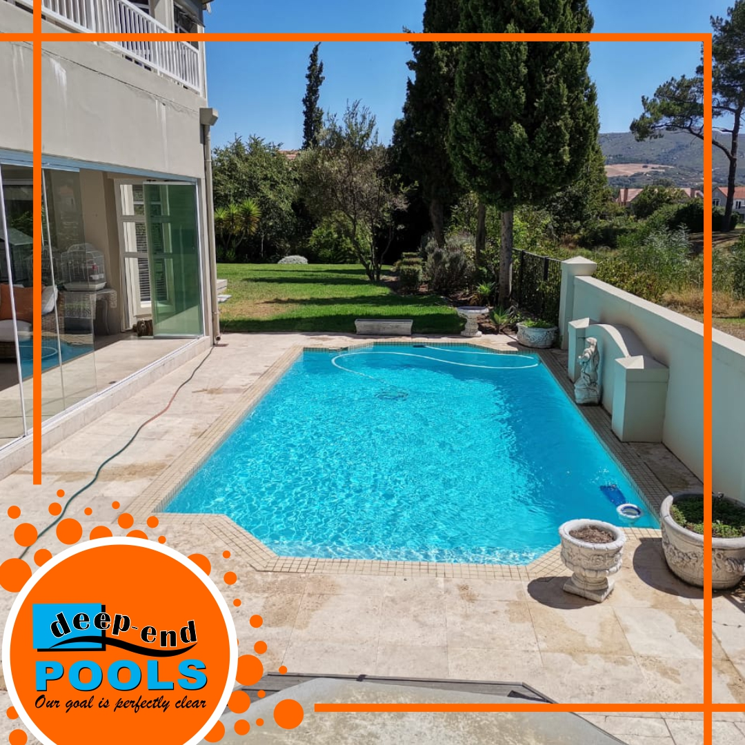 Deep-End Pools full-service pool re-construction