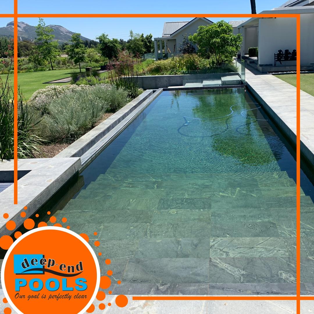 Deep-End Pools Swimming Pool Renovation