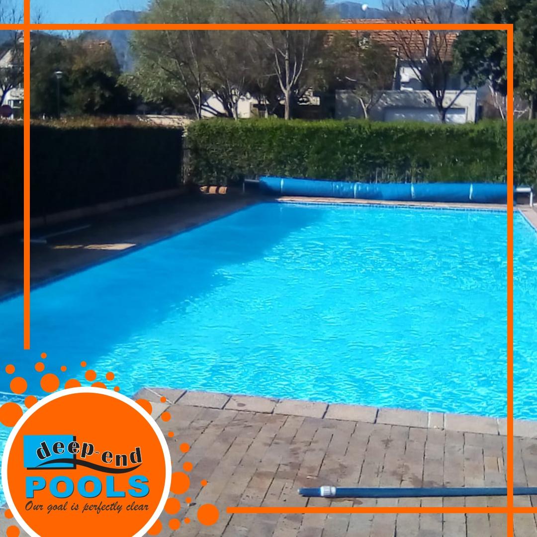 Deep-End Pools Pool Maintenance in Wellington