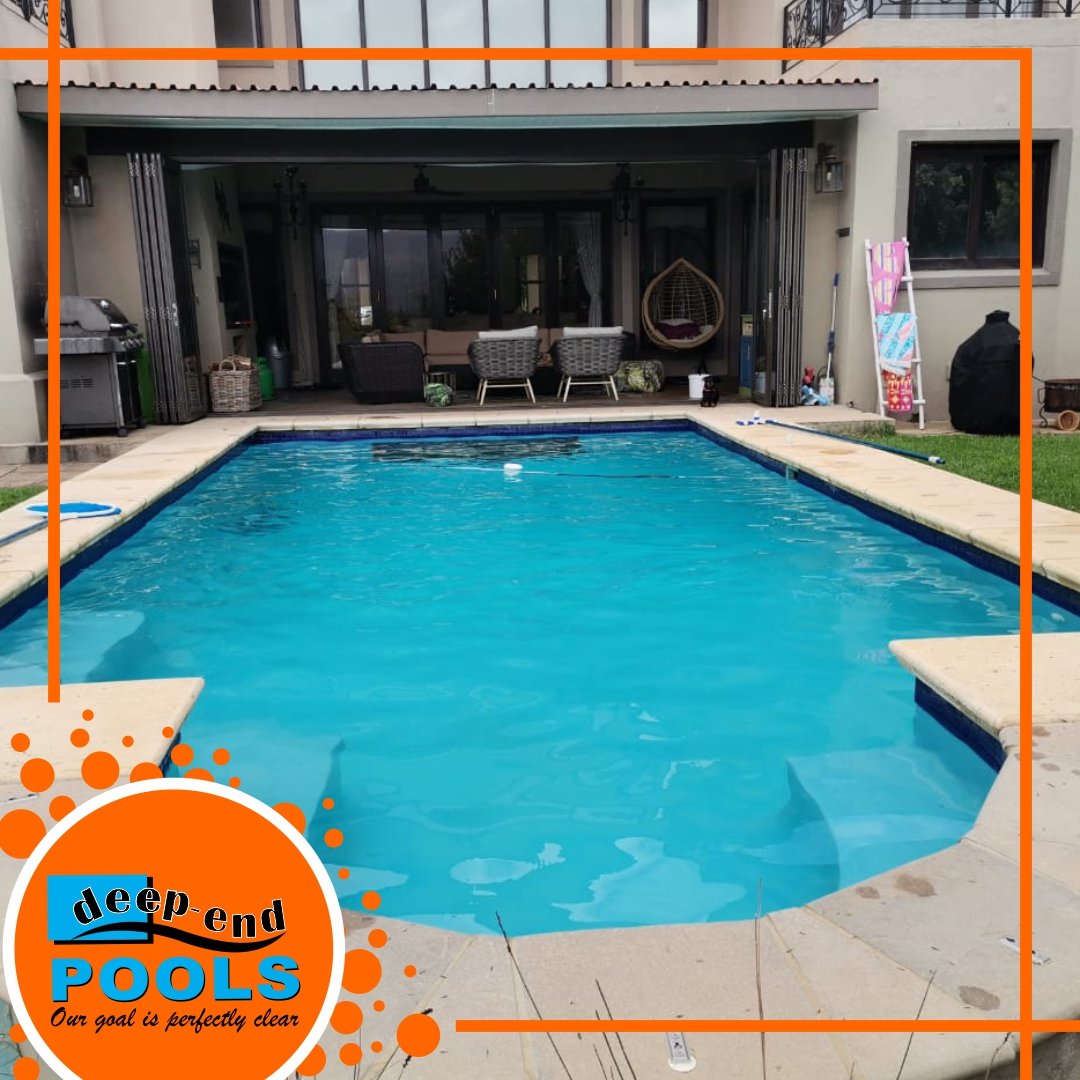 Deep-End Pools Holiday Pool servicing and maintenance