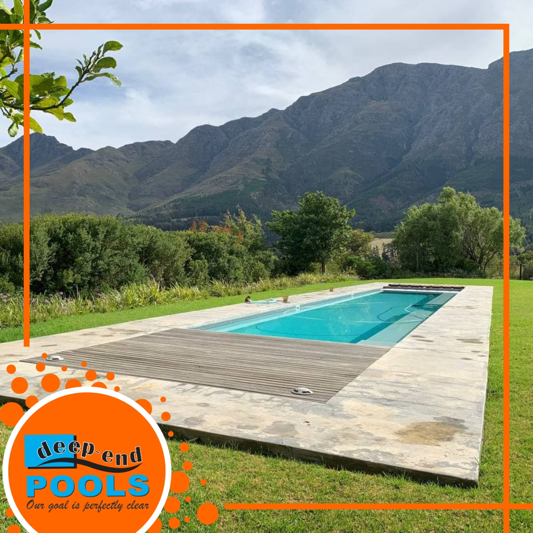 Deep-End Pools Servicing and Maintaining Franschhoek Pass