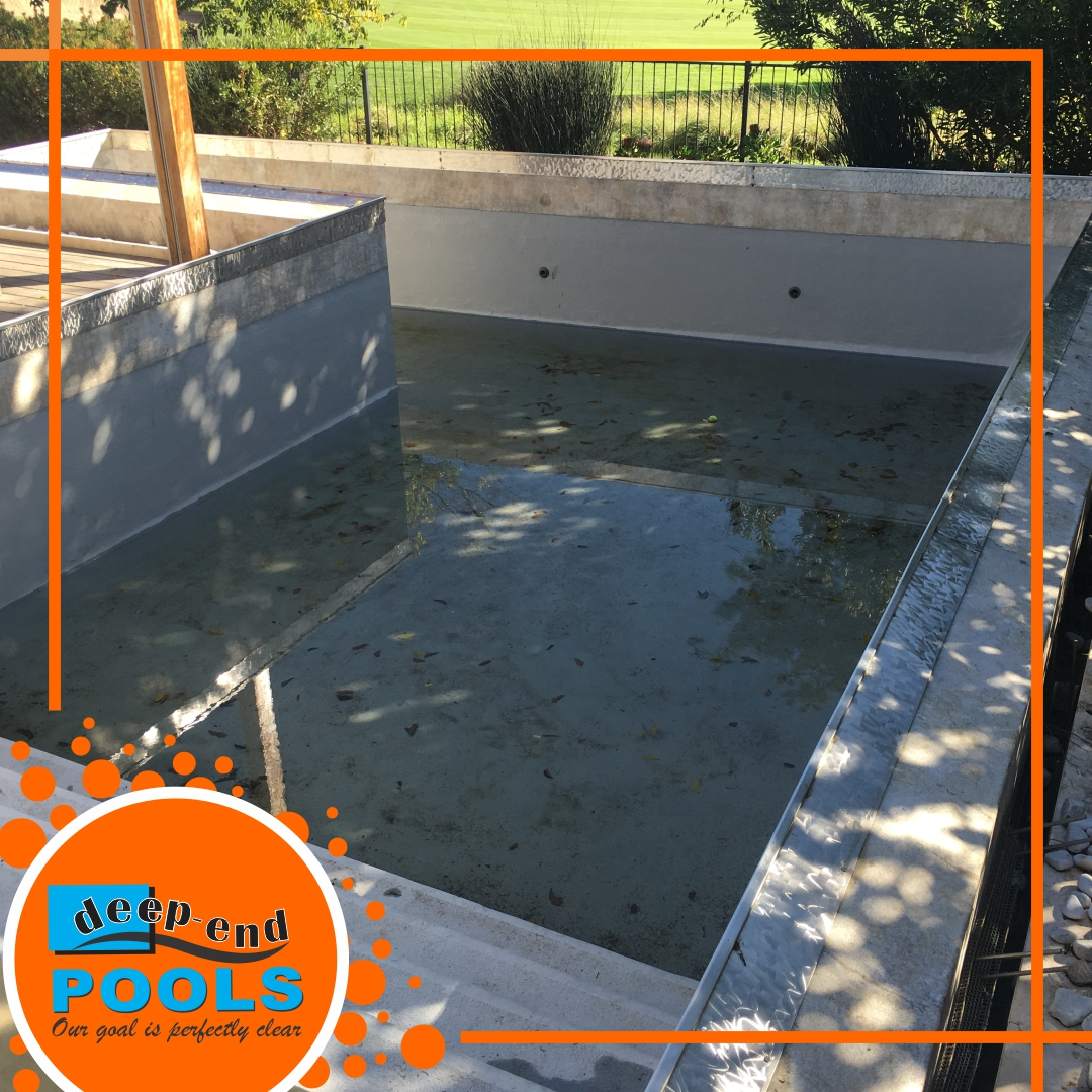 Deep-End Pools Servicing Pearl Valley, Cape Winelands