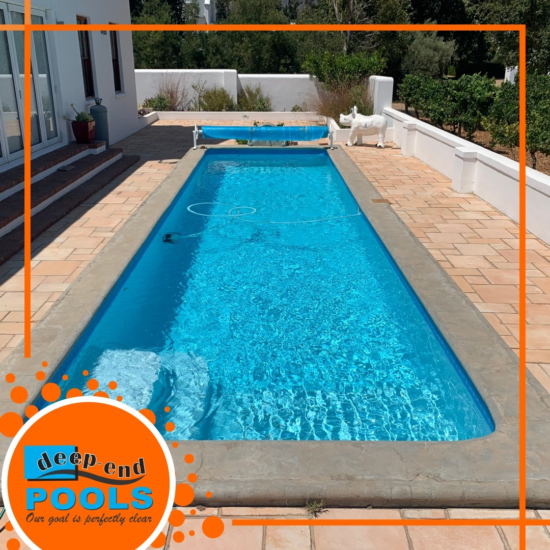 Deep-End Pools servicing pools in the Cape Winelands