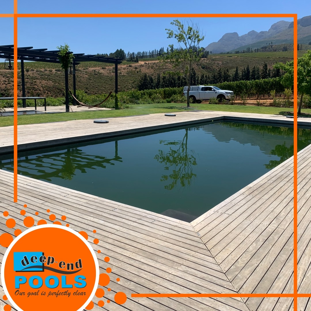 Deep-End Pools specialize in pool repair and maintenance. We also make sure that once the job is complete, the pool is at your satisfaction.