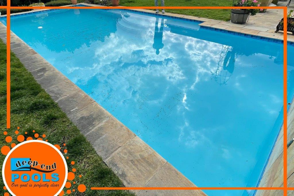 Deep-End Pools fibreglass pools in Franschhoek